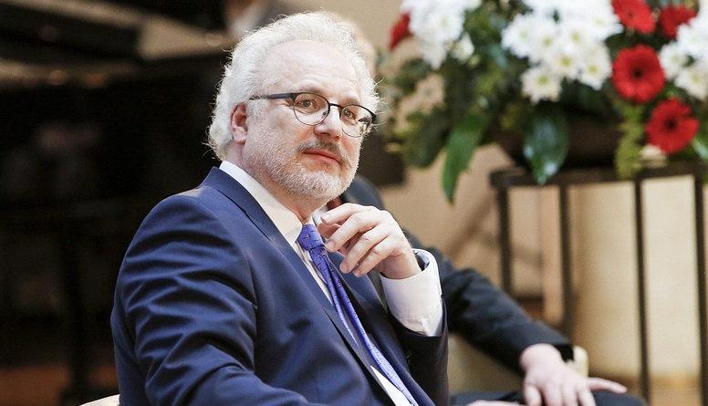 Egils Levits kļūst par Latvijas Valsts prezidentu