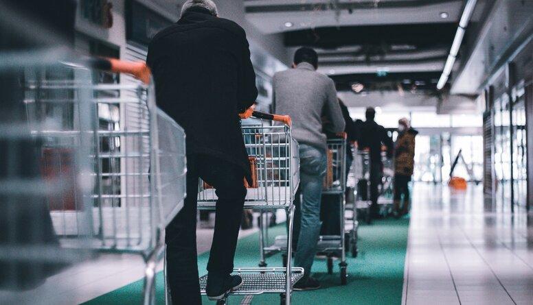 Keris par ierobežojumiem veikalos: Nav zinātnisku pierādījumu, ka tieši tādi ir nepieciešami