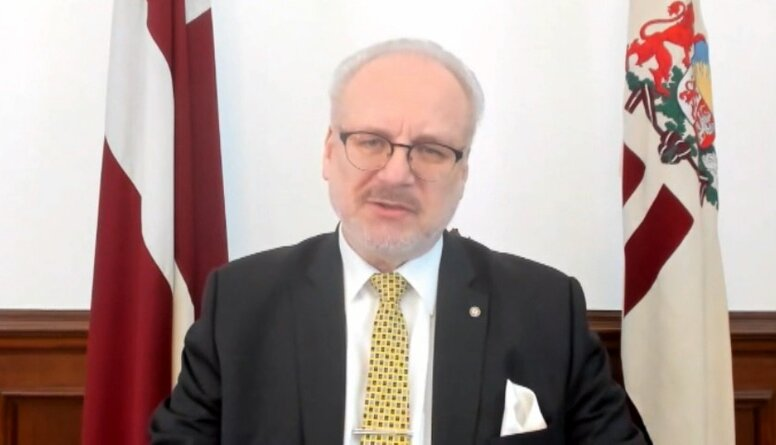 Levits: Latvijas sabiedrības disciplinētība būtiski palīdz ierobežot Covid-19 izplatīšanos