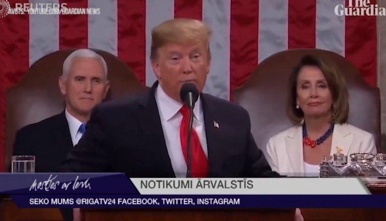 Trampam neizdodas saliedēt Kongresu