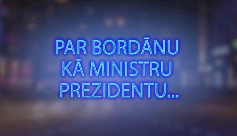 Tvitersāga: Par Bordānu kā ministru prezidentu