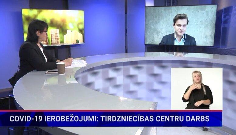 Lietuvas piemērs tirdzniecības centru darbībai Covid-19 ierobežojumu ēnā