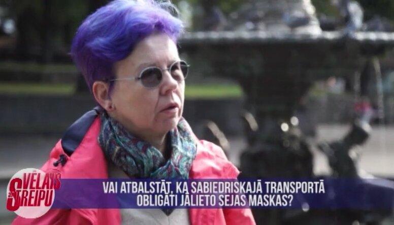 Vai atbalstāt, ka sabiedriskajā transportā obligāti jālieto sejas maskas?