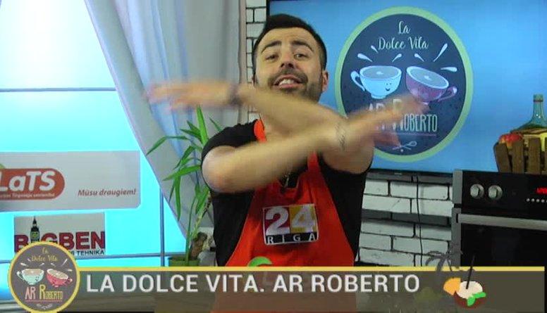 14.07.2017 La Dolce Vita. Ar Roberto 1. daļa