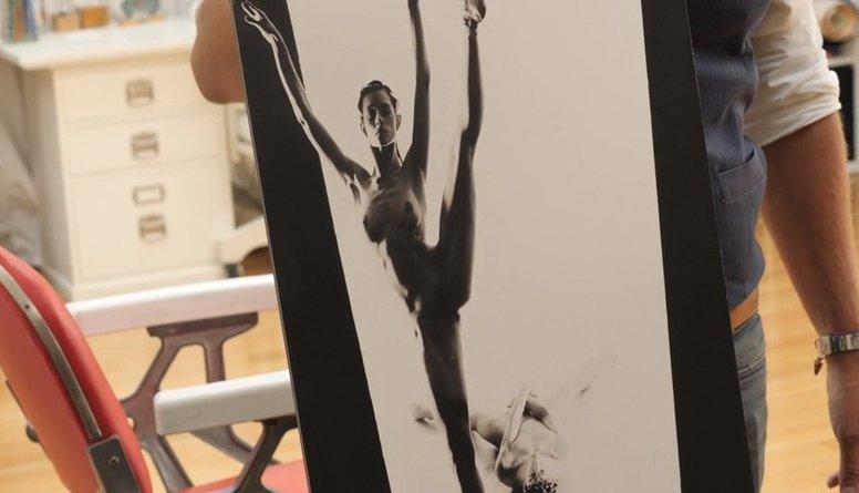 Kaila balerīna šokē Rešetinu!