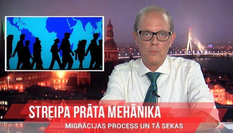 Migrācijas process un tā sekas