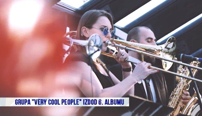 "Grupa ""Very Cool People"" izdod 6. albumu"