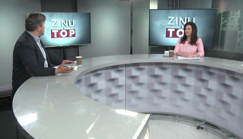 """Petraviča par """"KPV LV"""" nākotni: Šobrīd notiek restarts"""