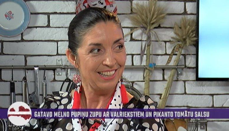 Flamenko dejotāja stāsta par piedzīvojumu ar čili pipariem Omānā