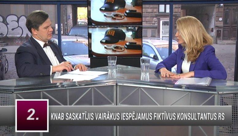 KNAB saskatījis 'Rīgas Satiksmē' vairākus iespējami fiktīvus konsultantus