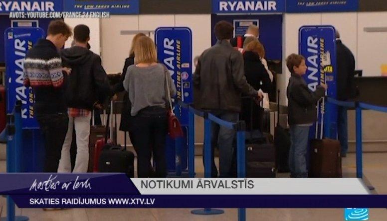 Itālija piespriež naudassodus Ryanair un Wizz Air