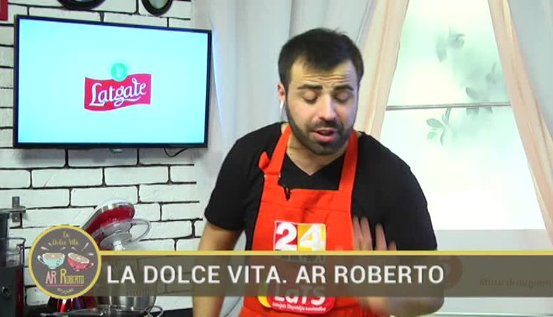 09.01.2017 La Dolce Vita. Ar Roberto 1. daļa