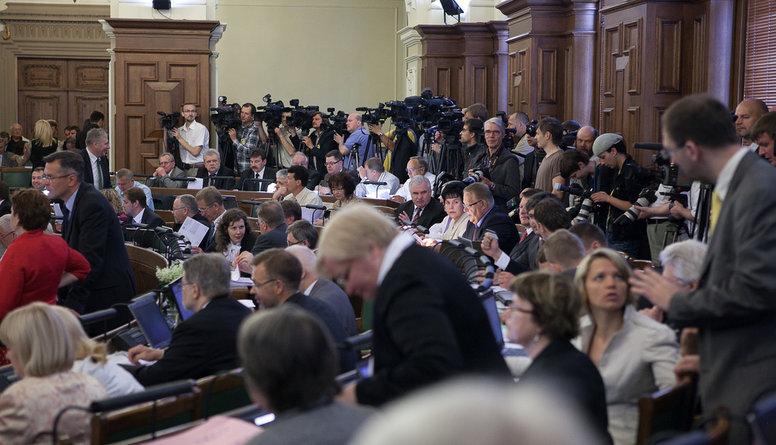 Tas ir populisma vājprāts ļaut ievēlēt prezidentu atklāti, pauž Borovkovs