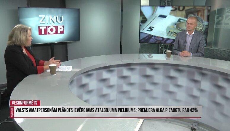 """Ivars Zariņš par """"politisko karteli"""" Latvijā"""