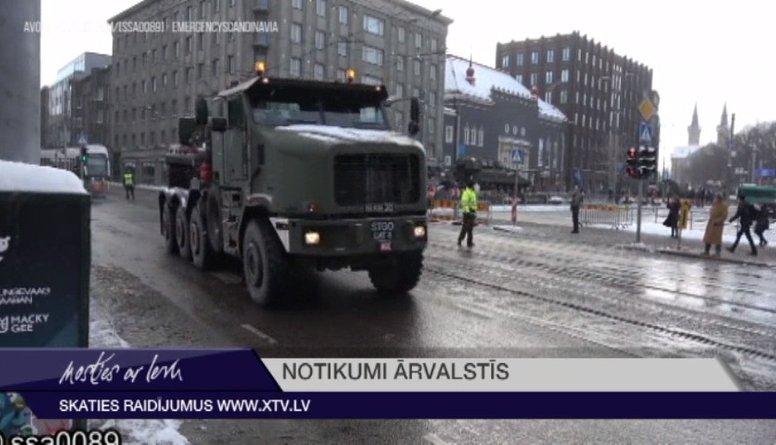 Igaunijā kara gadījumā iedzīvotāju automašīnas nonāks karavīru rīcībā