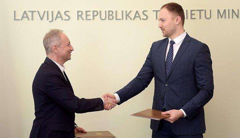 Gaidis Bērziņš par problēmām idejā apvienot Tieslietu un Iekšlietu ministrijas
