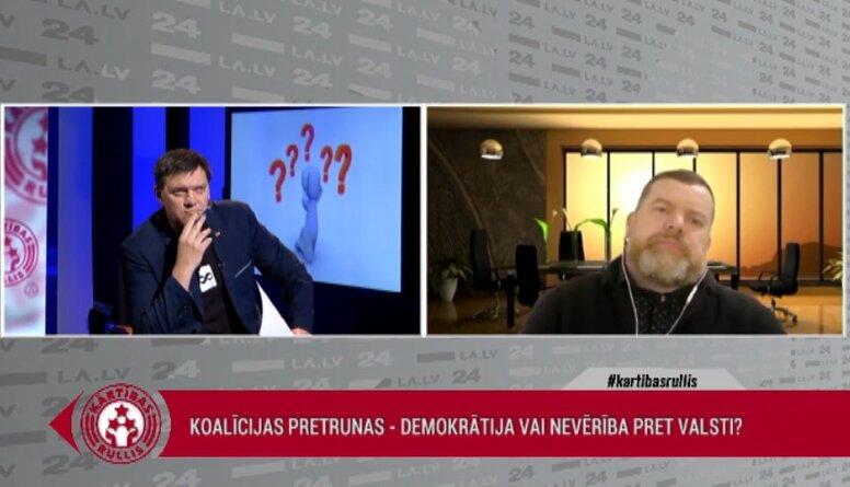 Kudors: Vai Kariņš pašlaik ir labākais? Tas ir liels jautājums