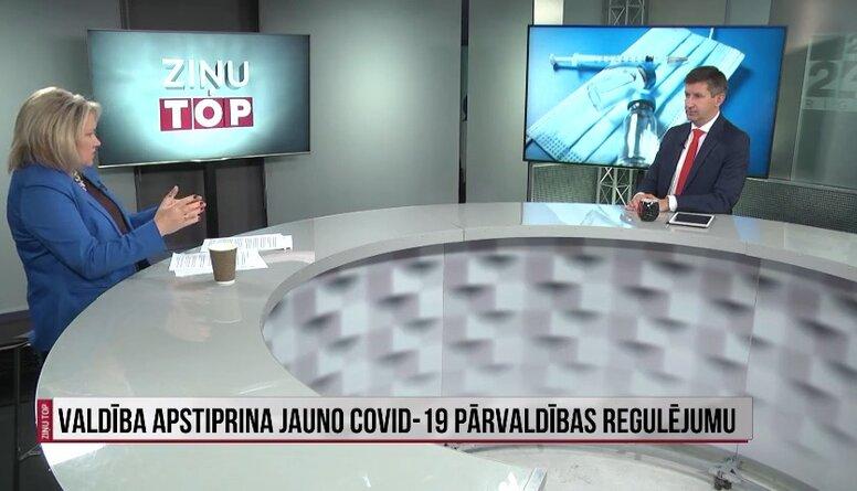 Valdība apstiprina jauno Covid-19 pārvaldības regulējumu