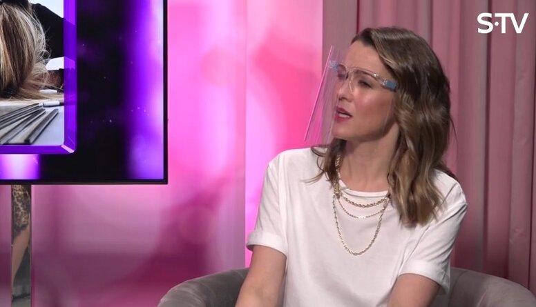 Elīna Fīrmane par darbu: Man ir bijusi vēlme izpatikt