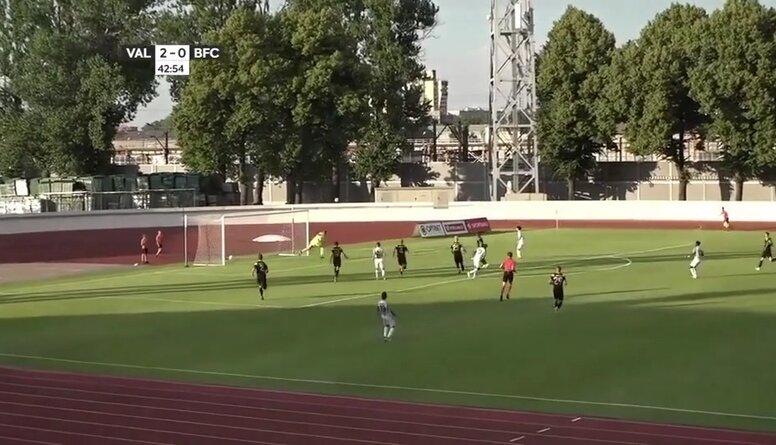 ''Valmiera FC'' izcīna līdz šim pārliecinošāko uzvaru sezonā