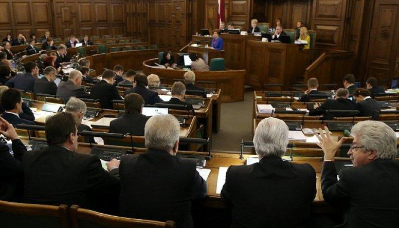 Kaislības Saeimas prezidija izveidē: komentē JKP un KPV LV pārstāvji