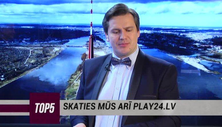 21.03.2017 Ziņu top 5