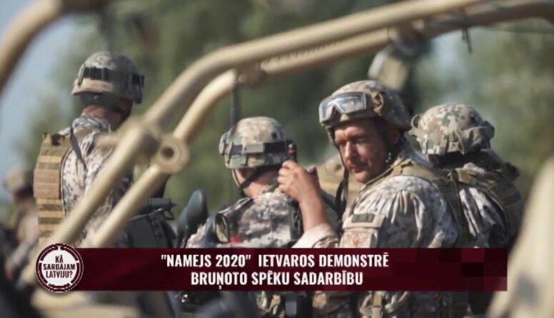 28.09.2020 Kā sargājam Latviju?