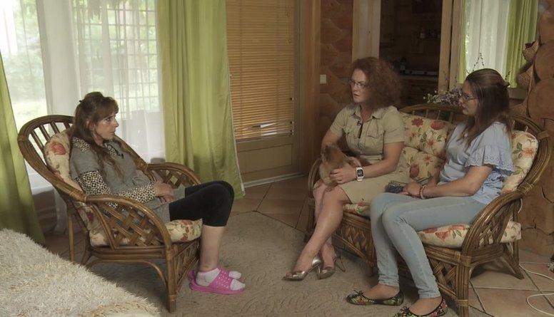 Ieva Brante cenšas glābt ģimeni