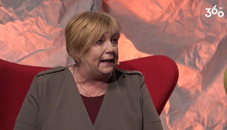 Kā Uļjana Semjonova sauc Ilzi Šulci-Brumermani, kad dusmojas?