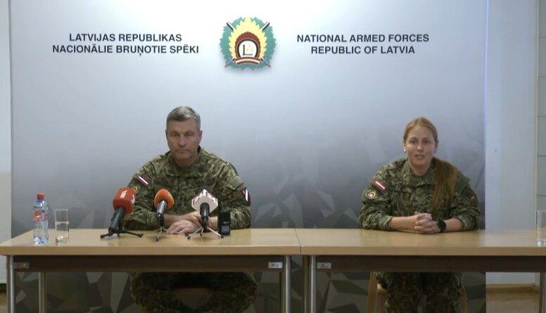 """Speciālizlaidums: NBS informē par militāro mācību """"Namejs 2021"""" norises gaitu un secinājumiem"""
