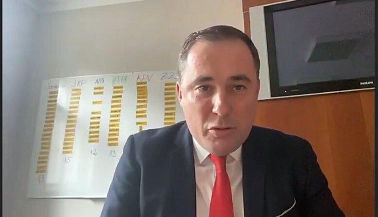 Kāpēc Šmits nestrādās Kariņa valdībā?