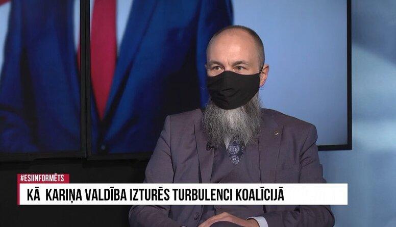 Imants Parādnieks komentē ekonomikas ministra pāriešanu uz NA