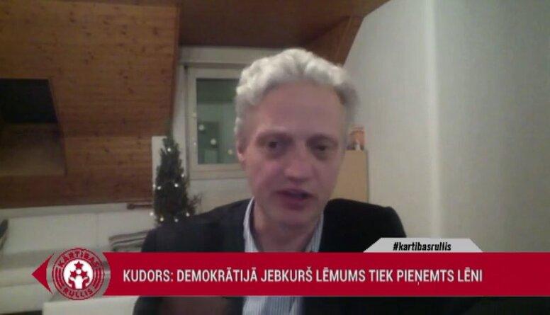 Publicists Otto Ozols stāsta par situāciju Šveicē