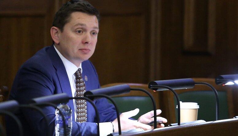 Ģenerālprokurora komentārs par Artusa Kaimiņa saslimšanas gadījumu ar Covid-19