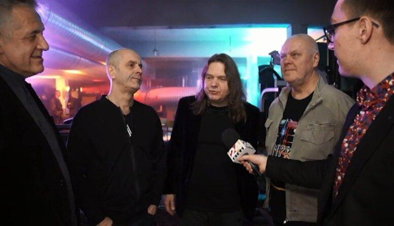 "Grupa ""Jumprava"" prezentē jauno albumu ""Insomnia"" jeb ""Bezmiegs"""