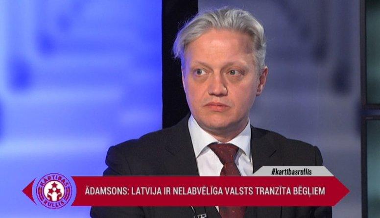 Barkovskis: NATO ir viena no svarīgākajām mūsu drošības apdrošināšanas lietām