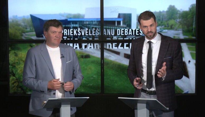 Cīņa par Rēzekni: priekšvēlēšanu debates 2. daļa