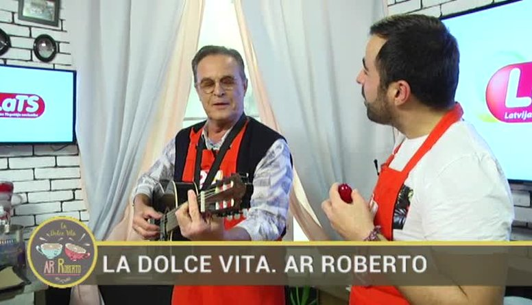 27.01.2017 La Dolce Vita. Ar Roberto 2. daļa