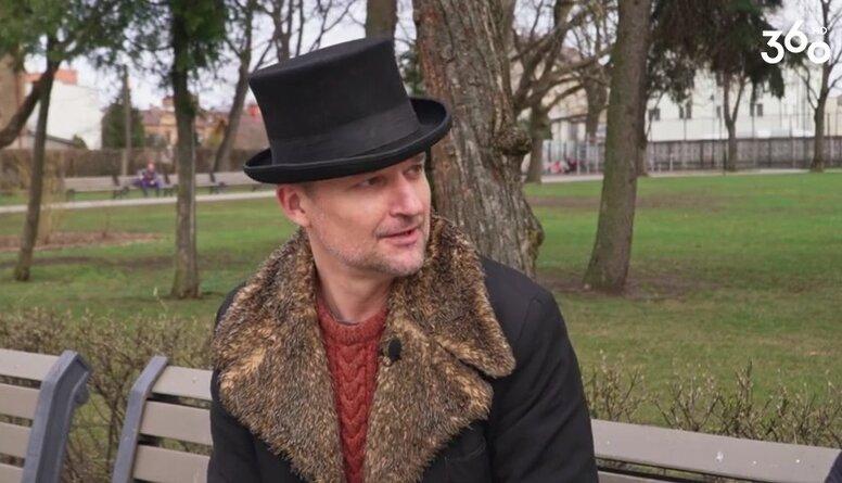 Egils Melbārdis dalās bērnības atmiņās: Es esmu riktīgs Rīgas puika!