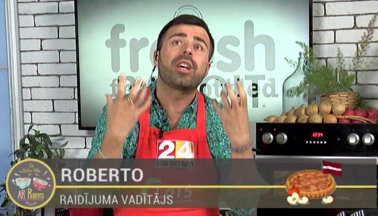 29.11.2017 La Dolce Vita. Ar Roberto 1. daļa
