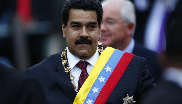 Valdības krīze Venecuēlā