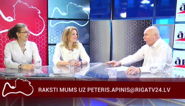 03.04.2017 Ārsts.lv kopā ar ārstu Pēteri Apini