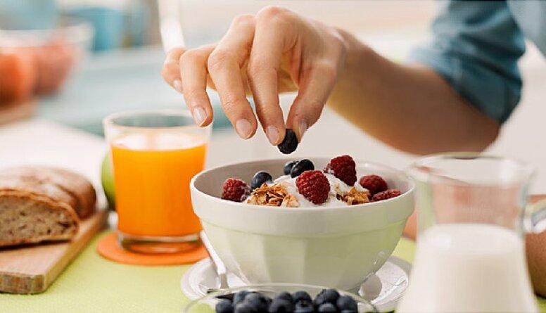 Uztura speciāliste: Brokastis ir jāgrib ēst!