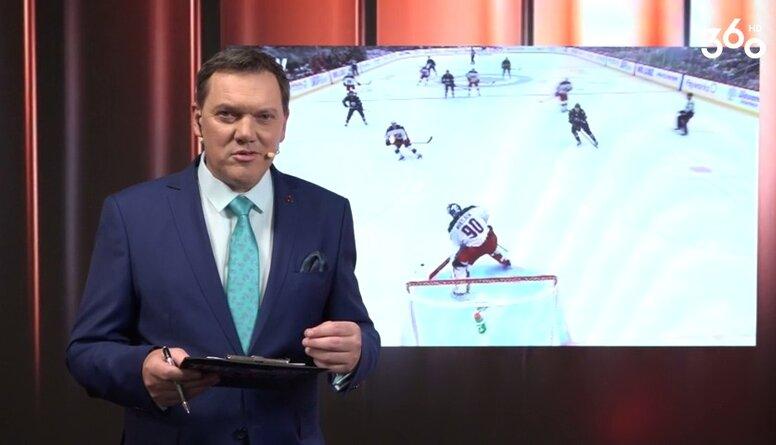 Merzļikinam liela neveiksme NHL! Kā tas notika?