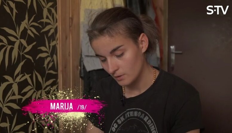Caur ērkšķiem uz... 3. sezonas dalībniece Marija - iepazīstieties