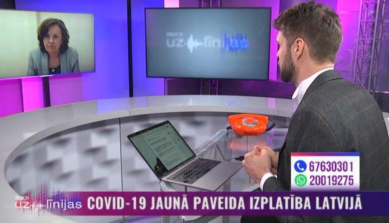 Cik daudzi no Covid-19 inficēšanās gadījumiem ir ievesti no citām valstīm?