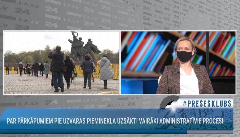 Ieva Sīpola: Kādēļ 9.maijā bija tāds pūlis?