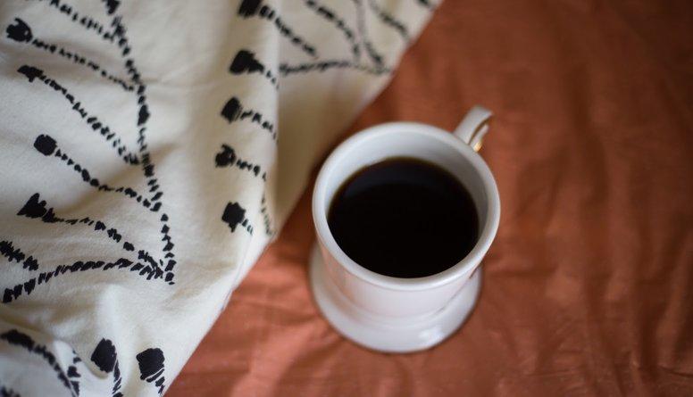 Kafija tukšā dūšā? Profesora viedoklis