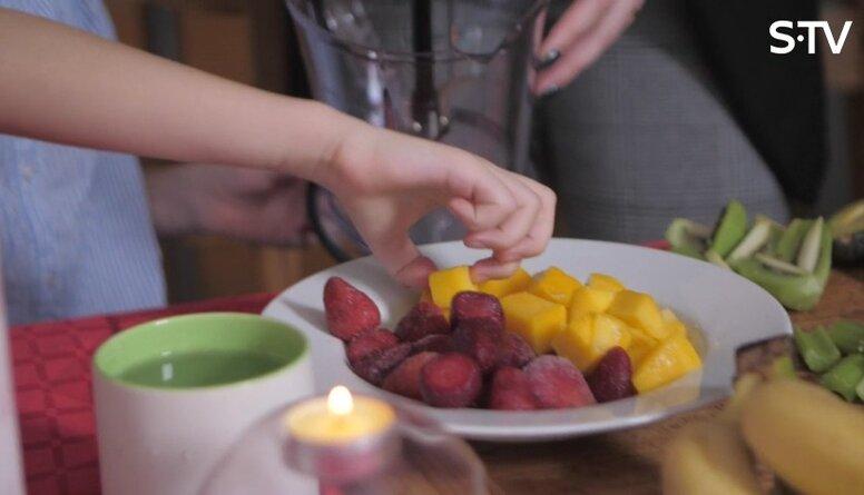 Kā saplānot ēdienkarti ģimenē, lai uzņemtu visus nepieciešamos vitamīnus?