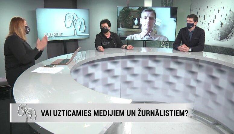 Veidemane: Žurnālisti reproducē to, ko pasaka institūcijas